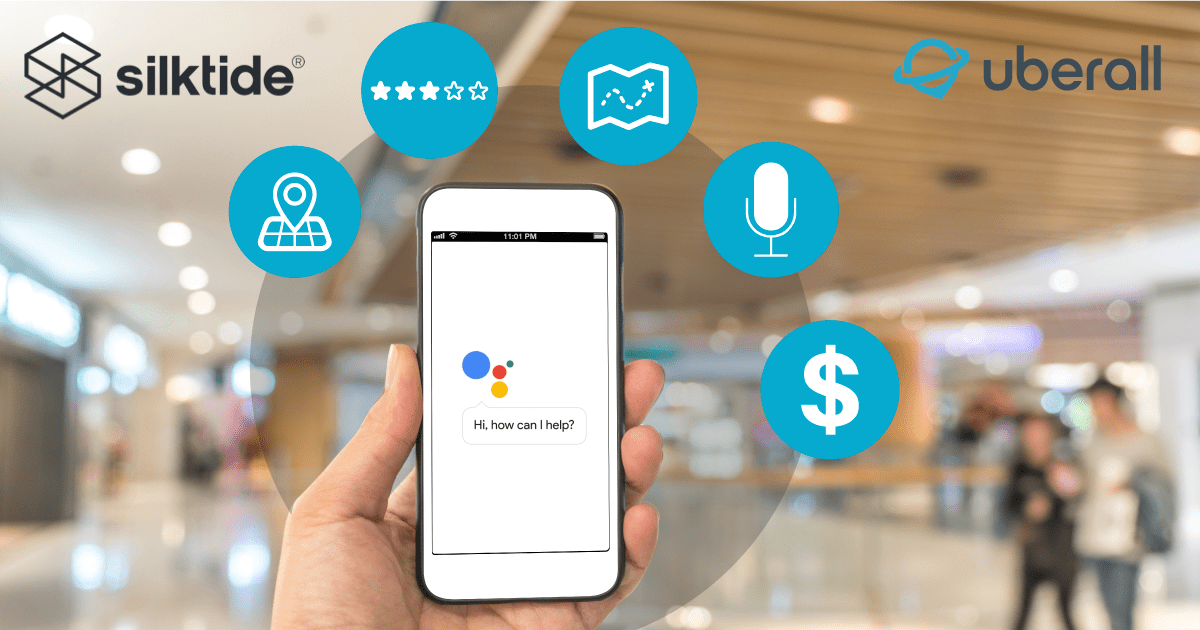 The Silktide Voice Search Readiness Test – Powered by Uberall