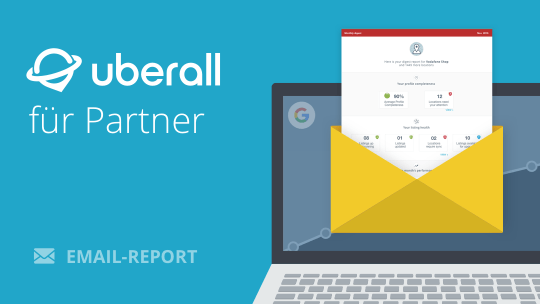 New for partners: regular email reports for every customer