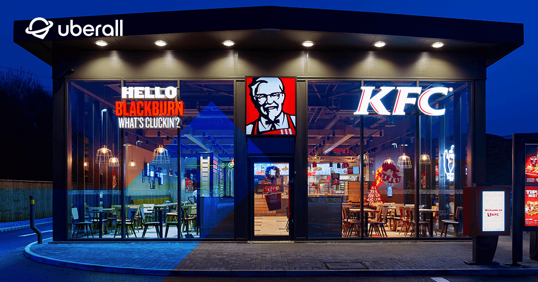 How KFC Managed Online Interactions During COVID-19