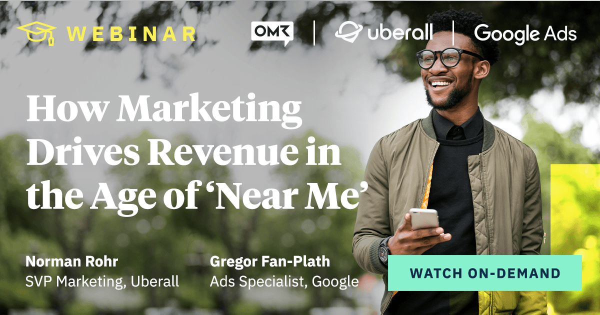 How Marketing Drives Revenue in the Age of 'Near Me' Search: Become a local champion by boosting your business with local Ads