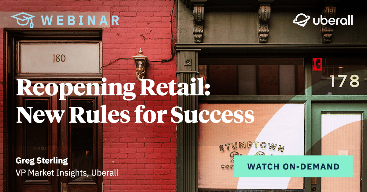 Reopening Retail: New Rules for Success in North America