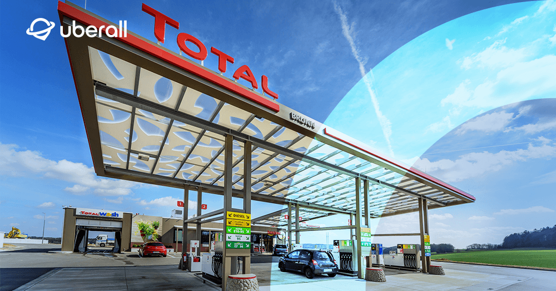 TOTAL Fuels the Entire Customer Journey with Uberall