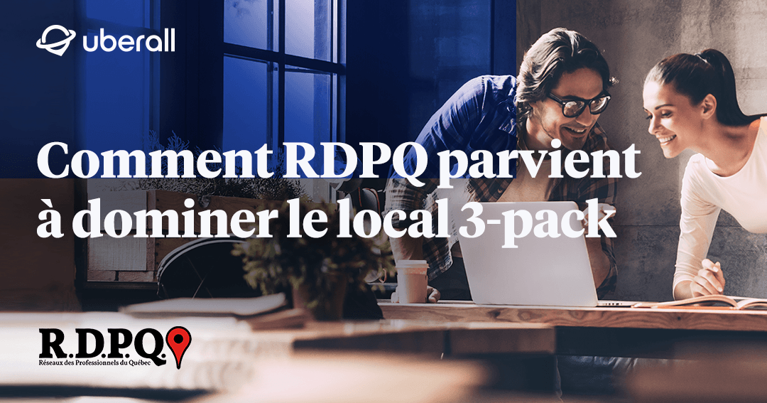 Comment RDPQ parvient à dominer le local 3-pack