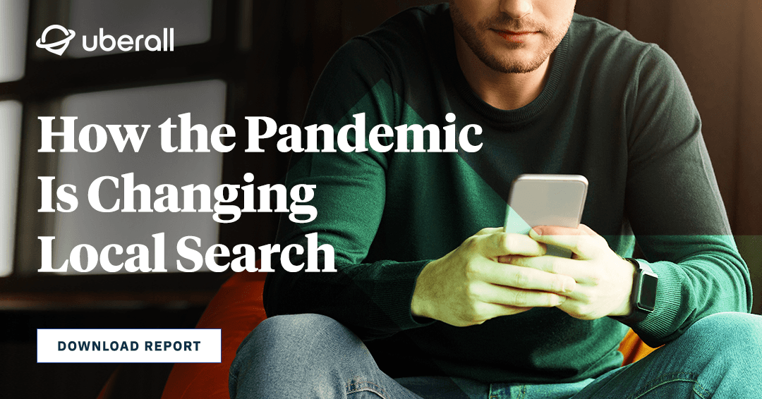 [Englisch] The Coronavirus Effect: How the Pandemic is Changing Local Search