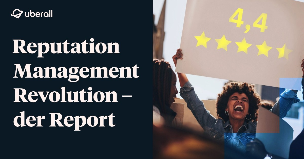 Die Reputation Management Revolution: Ein globaler Benchmark-Report