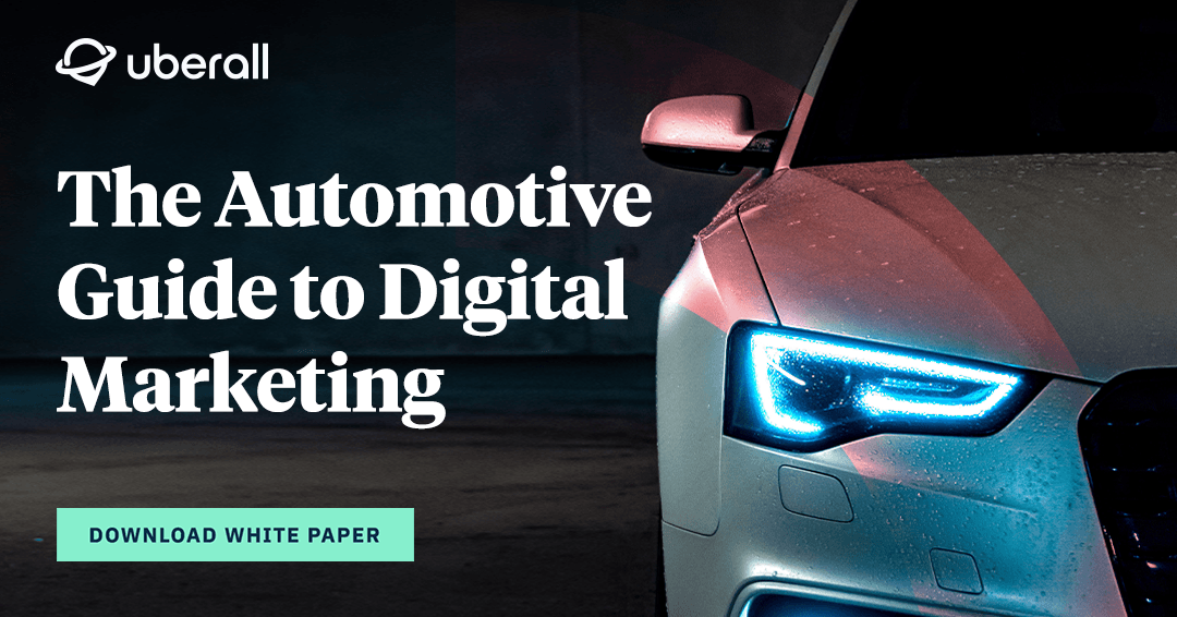 The Automotive Guide to Digital Marketing