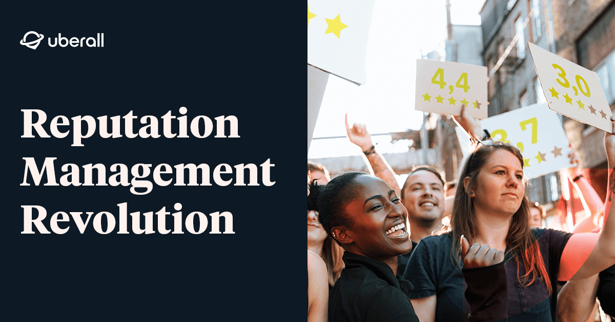 Reputation Management Revolution : un benchmark mondial
