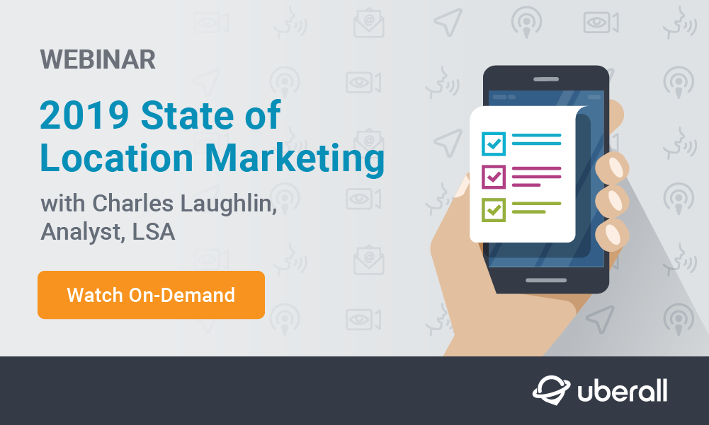 2019 State of Location Marketing