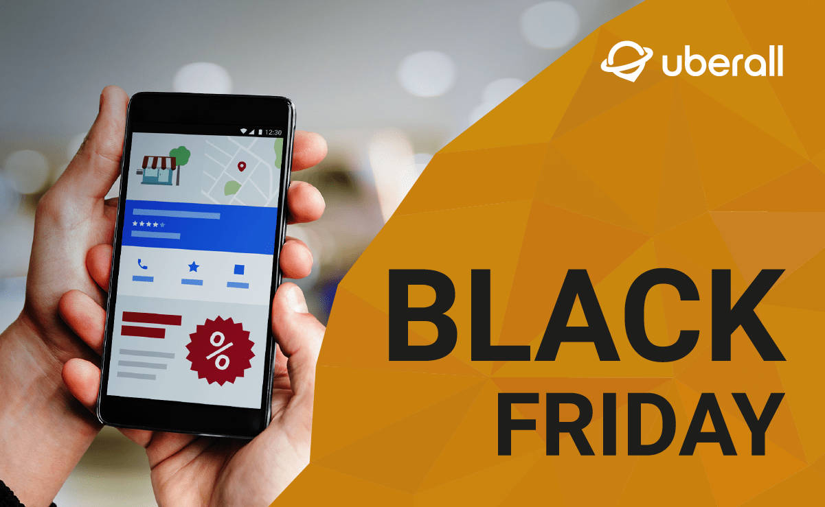 Black Friday 2018 local marketing tactics: How to entice online consumers to your store