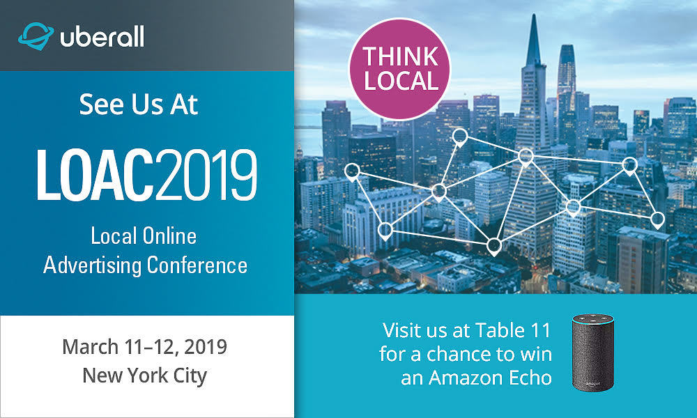 Join us at LOAC19 in NYC