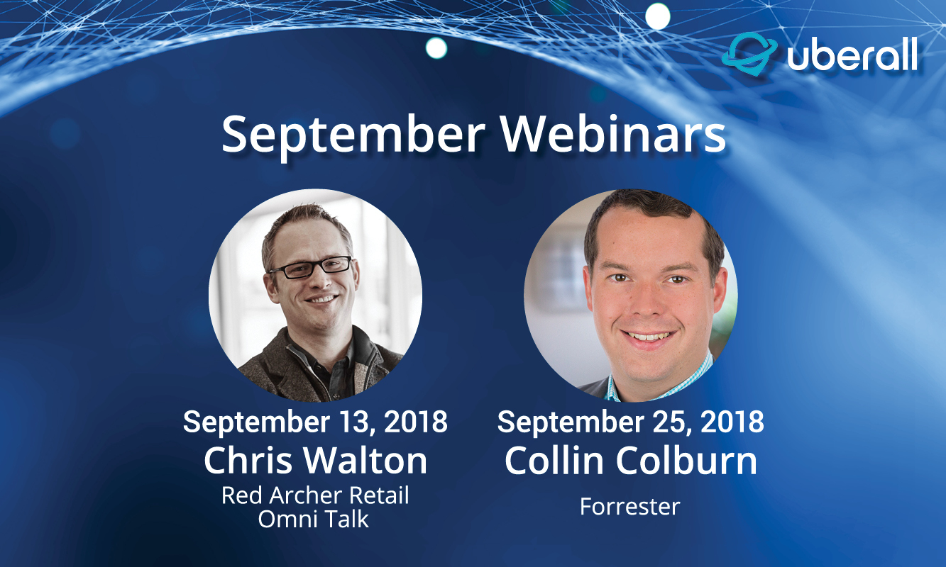 September Webinars: The Future of Retail and Local Marketing in the Age of the Customer