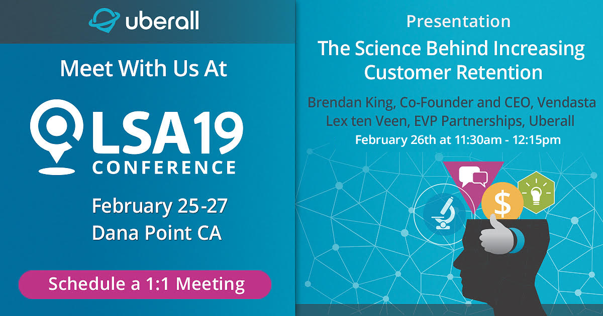 LSA 2019: Winning & Retaining Customers Through Local Marketing