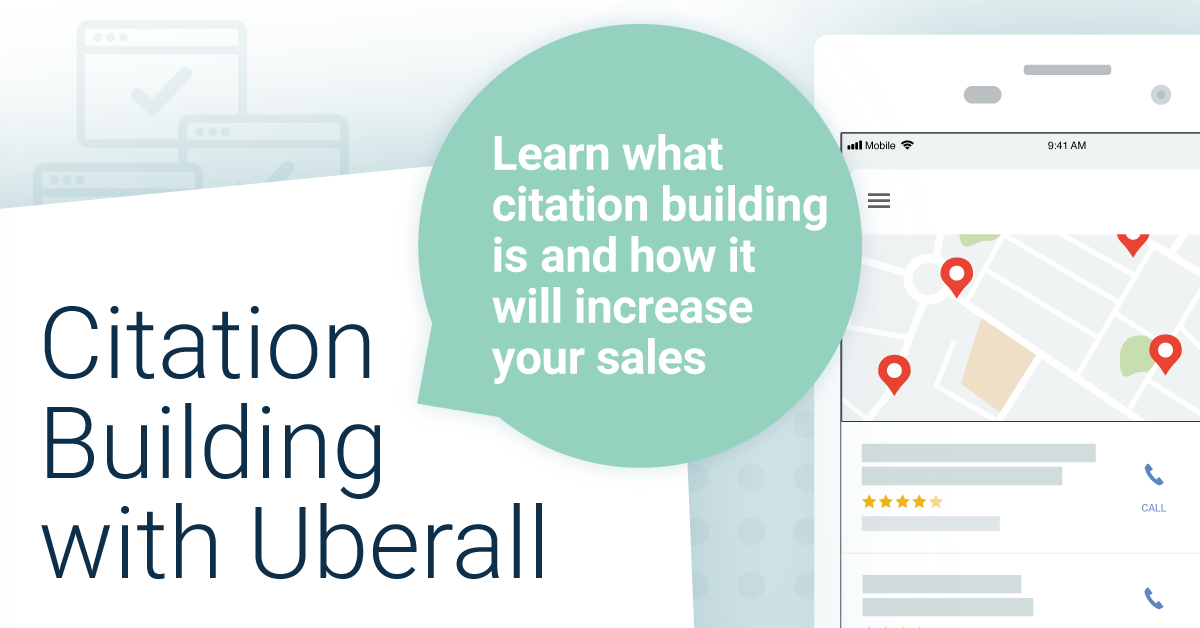Why Citation Building Is Key For Your Local Search Rankings