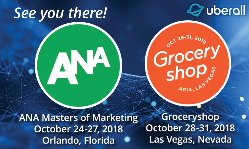Headed to Groceryshop or ANA Masters of Marketing in October? See you there!