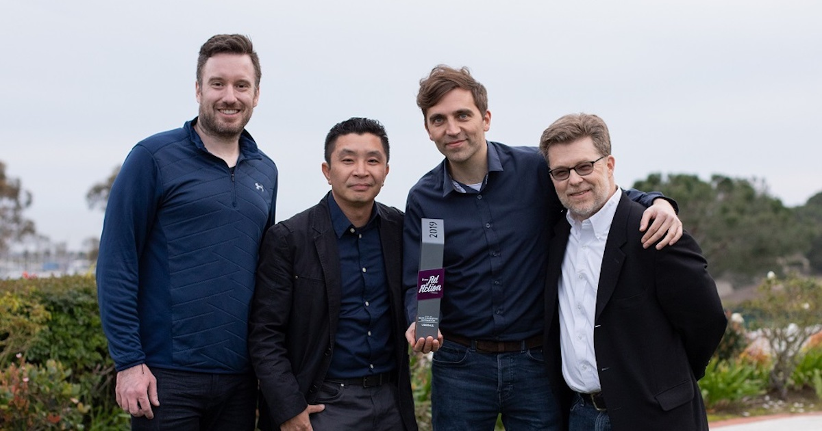 Uberall wins LSA 2019 Ad-to-Action Award